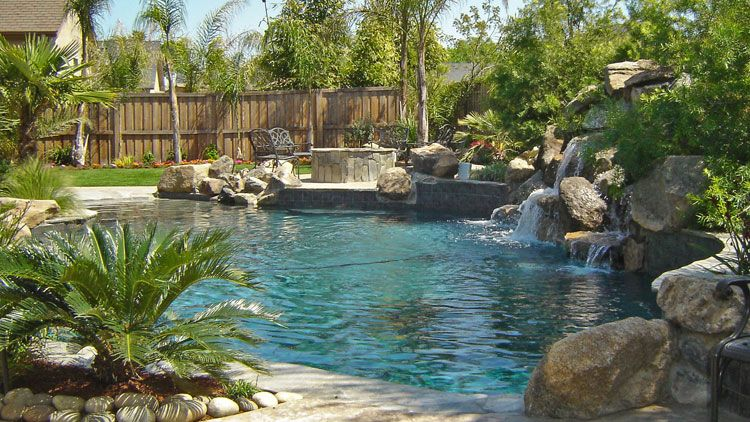 Meridian Pool & Spa owner Bryan Rhoades offers pool construction and remodeling customization, landscaping and pool design to Tulare, Kings and Fresno Counties.